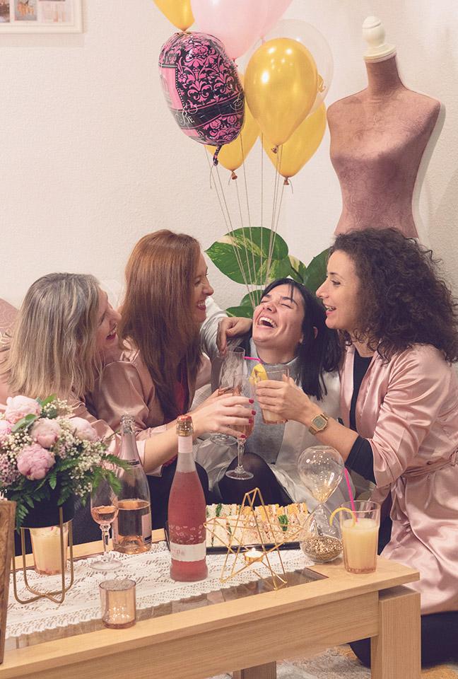 Servicios Grupos - Bouquet di Peonies